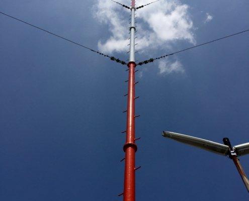 Antenna, Kanazawa Japan VK3TMP